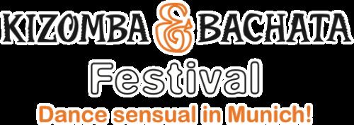 Kizomba und Bachata Festival München Logo