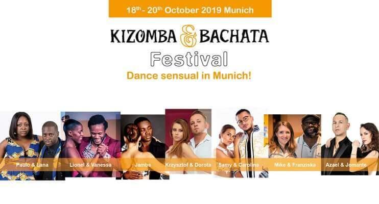 Kizomba und Bachata Festival in München