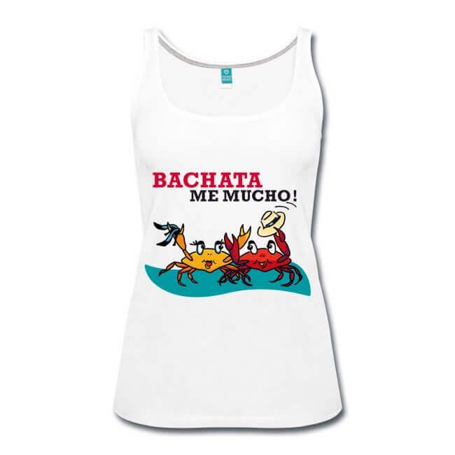 circulo_spreadshirt tanktop frauen bachata