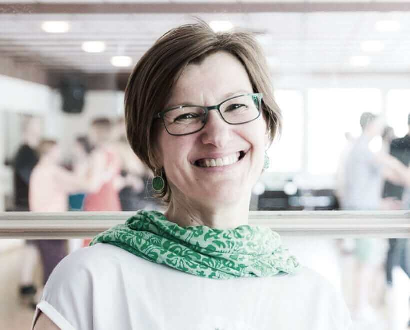 CIRCULO Trainerin Marlene Bader
