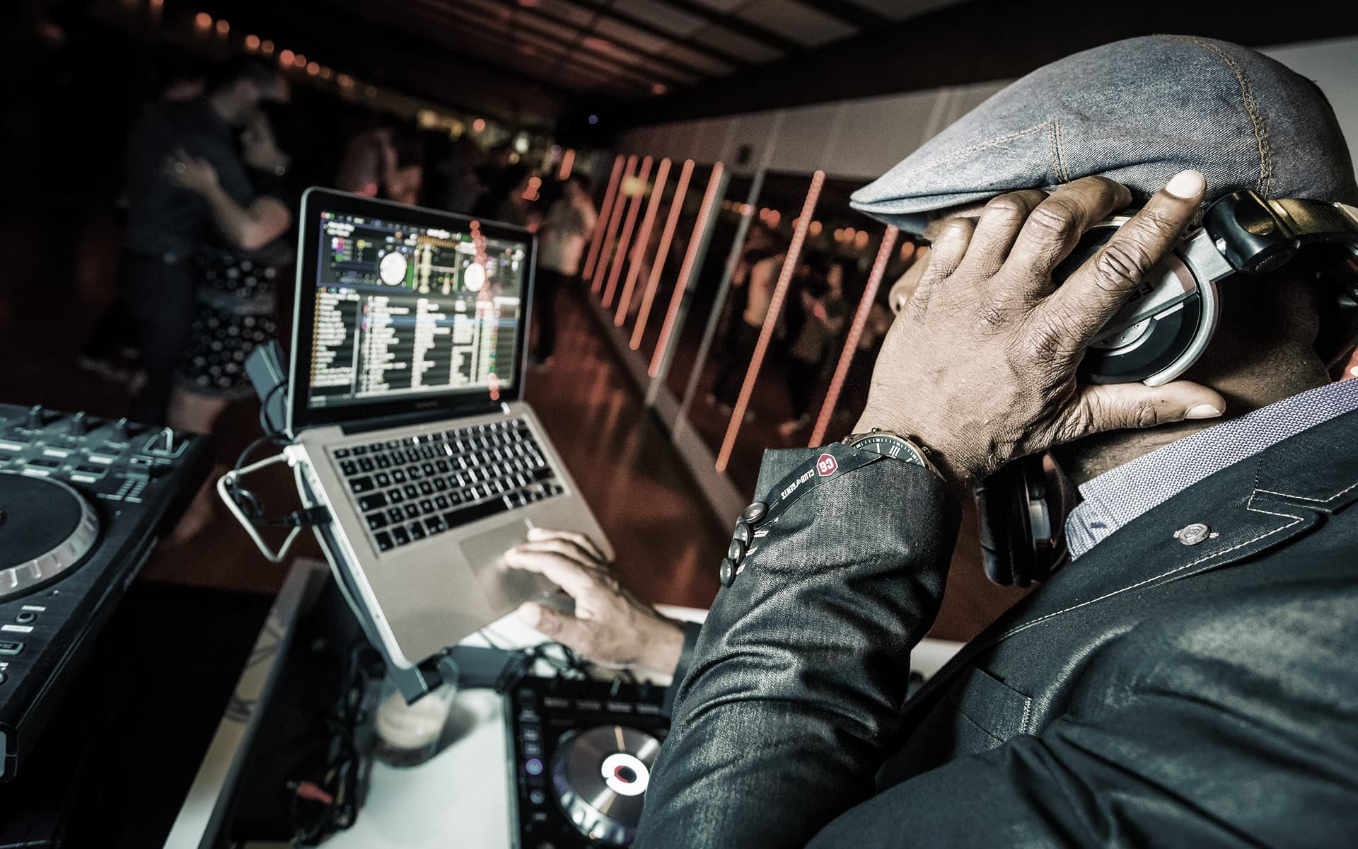 CIRCULO Tanz Party DJ