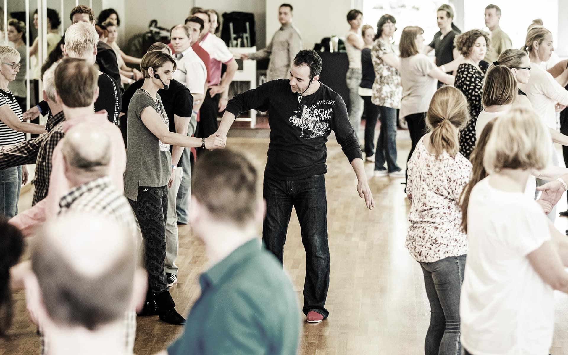 Tanzschule München Impressionen Tanzkurs